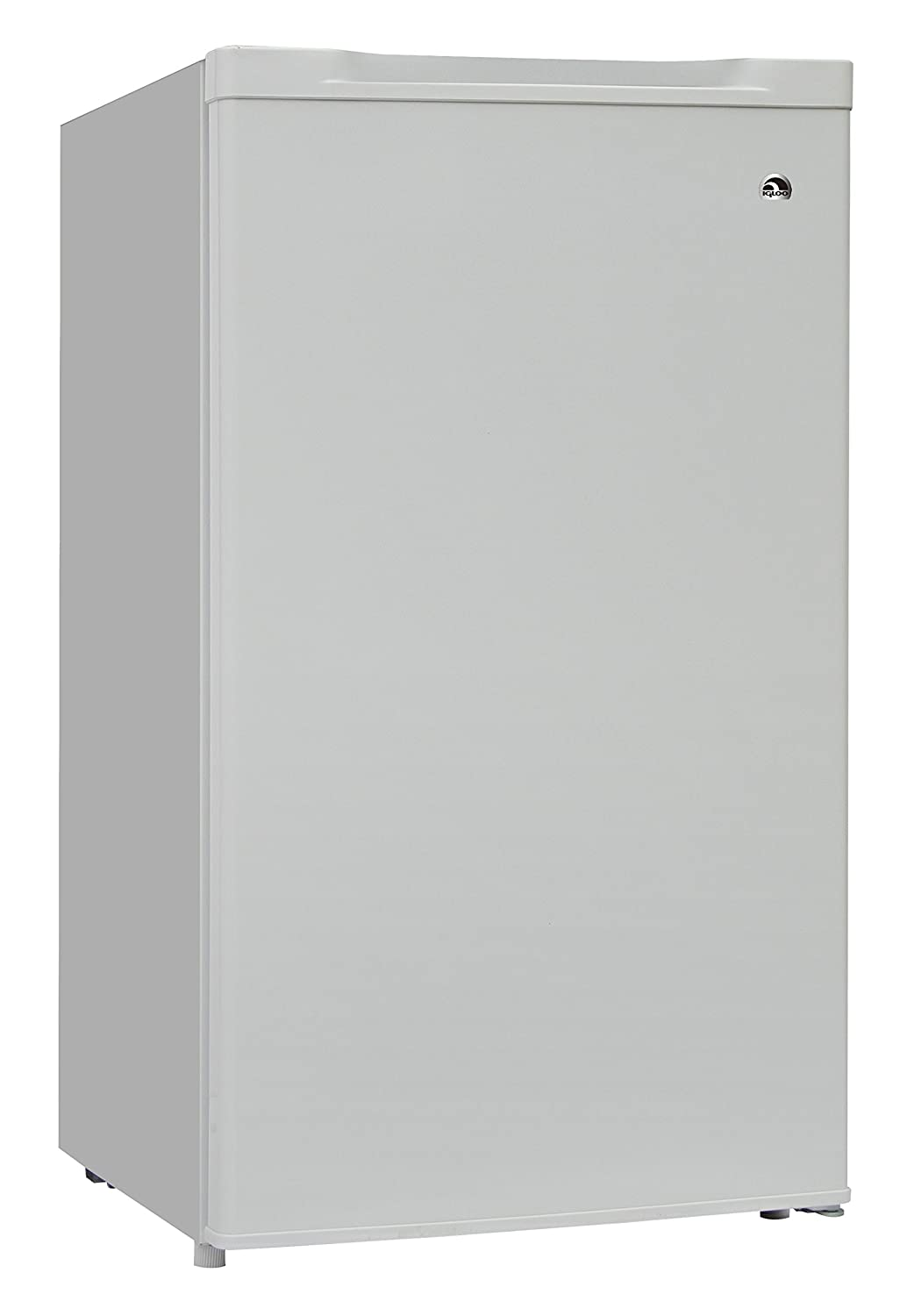 Igloo FRF285 Upright Compact Freezer, 2.8 Cubic Feet, White
