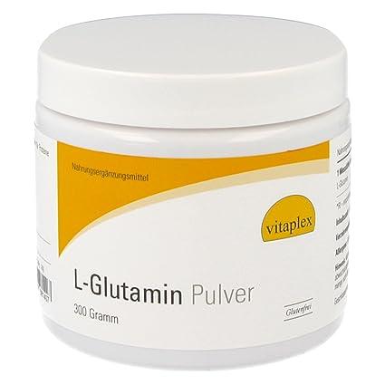 Vitaplex L-Glutamin Pulver, 300 gr