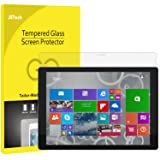 JETech Screen Protector for Microsoft Surface Pro 3 12-Inch (Not for Surface 3 10.8-Inch), Tempered Glass Film (Color: Clear, Tamaño: Surface Pro 3)