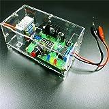 Voltage Adjustable Regulator Module Electronic DIY Kits LM317 1.25V-12V DC 220V Power Supply Module Production for Practice Teaching Dingdong Store (1.25V-12V)