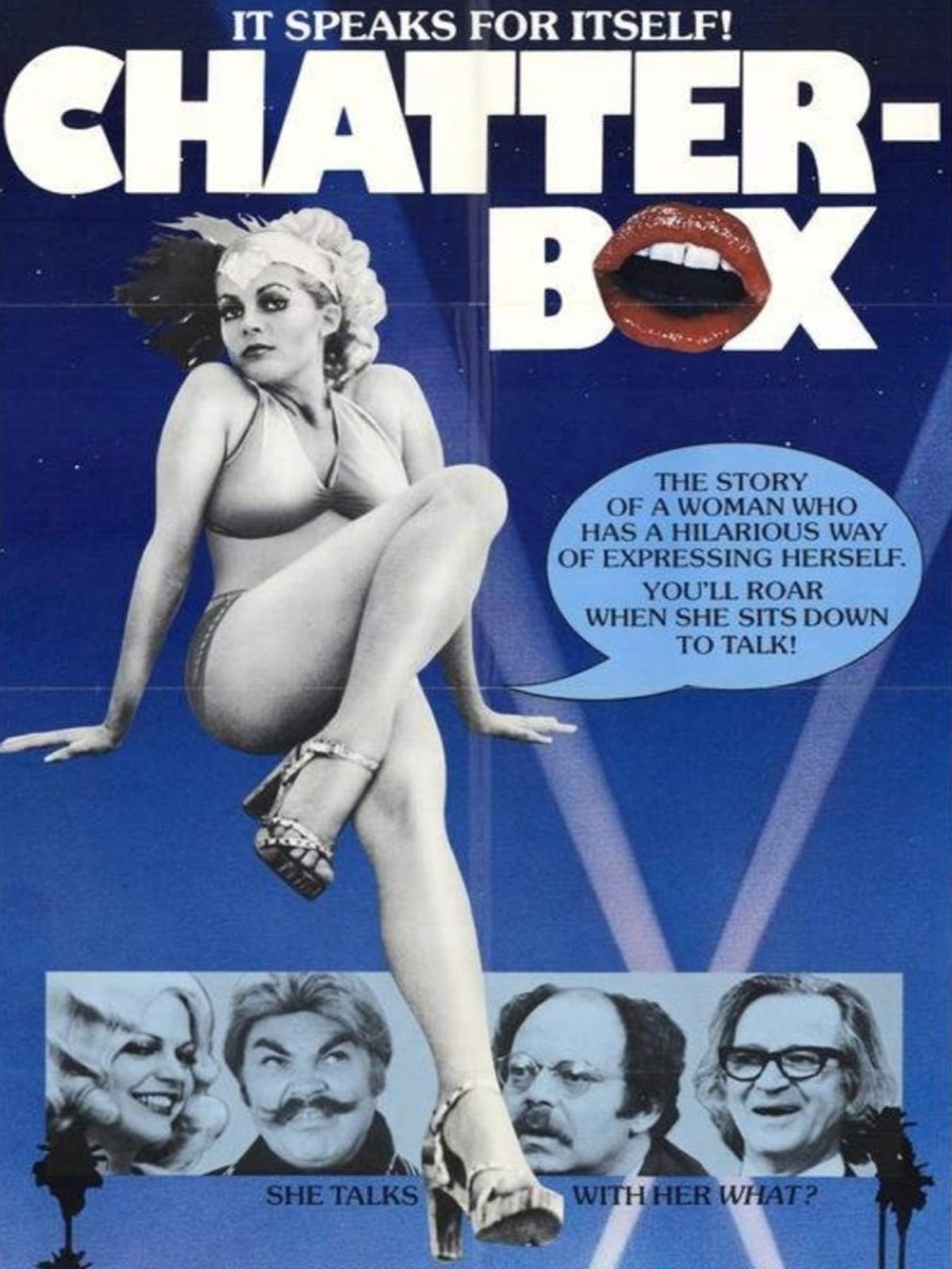 Chatterbox on Amazon Prime Instant Video UK