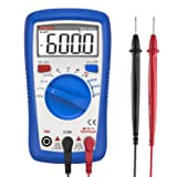 Etekcity MSR-A600 Digital Multimeters, Electrical Volt Amp Ohm Voltage Tester Auto-Ranging Multimeter voltmeter with AC/DC Current Resistance Continui