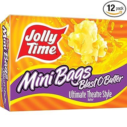Bag Microwave Popcorn Popcorn Mini Bags