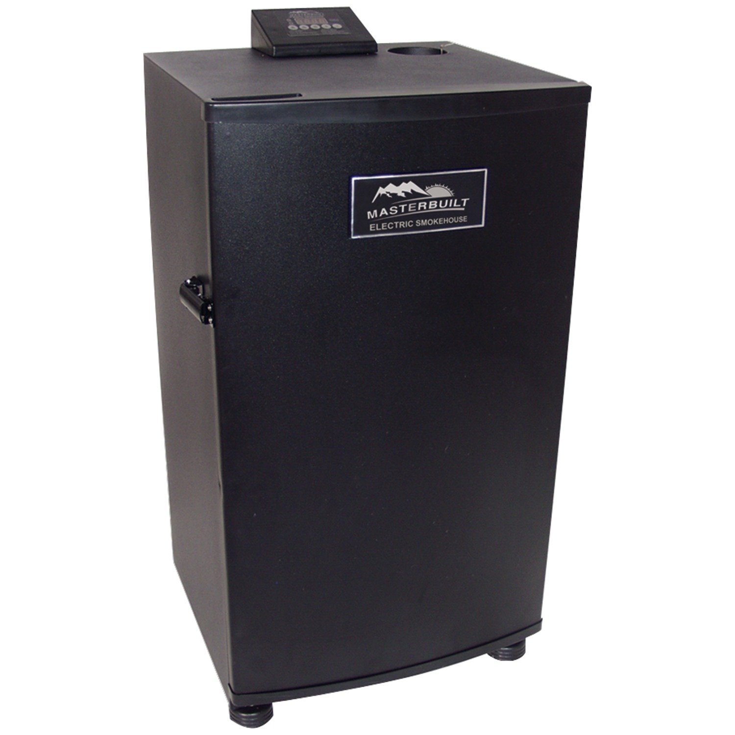 The Masterbuilt 20070910 is an absolute bargain at under $180 and easily one of the best electric smokers on this list.