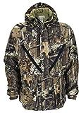 Russell Outdoors Dry Stalker II Scent Stop Parka Mossy Oak Infinity, MOSSY OAK INF, M