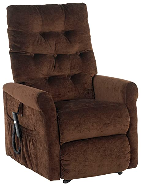 Joynson Holland Recliner 832 Single Motor, Viscosity Chocolate