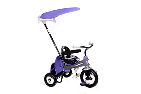 Italtrike - It2401prp991501 - Tricycle Avec Canopée - Violet