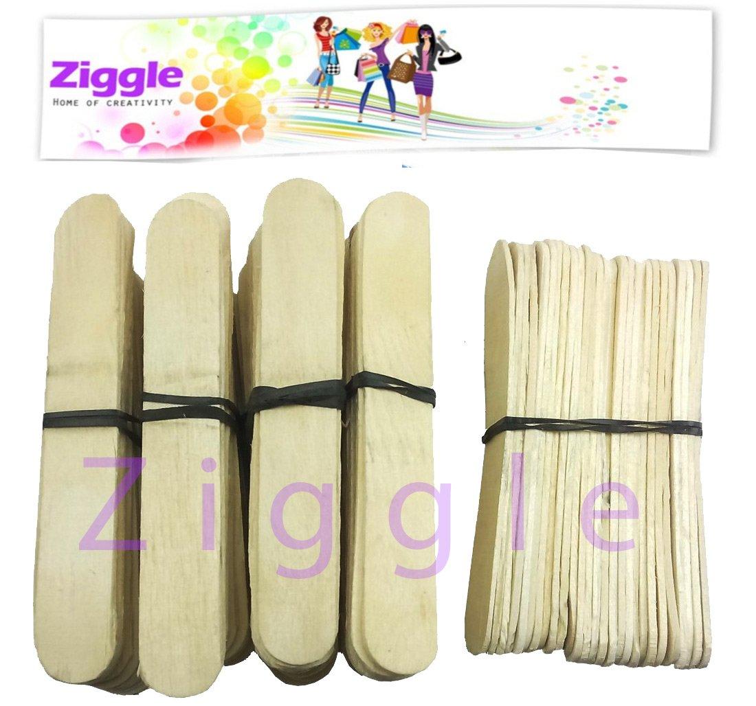 Jumbo wood craft sticks - Broad Ice Cream Sticks Art Craft Lowest Price Popsicle Sticks Craft Sticks 200 Pcs 50