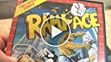 Classic Game Room - RAMPAGE For Sega Master System...