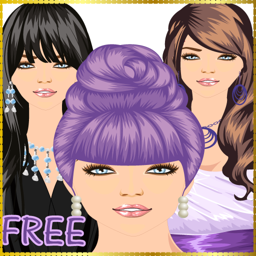 Dress Up Fashion Girls Game (Shoes For Kids Online)