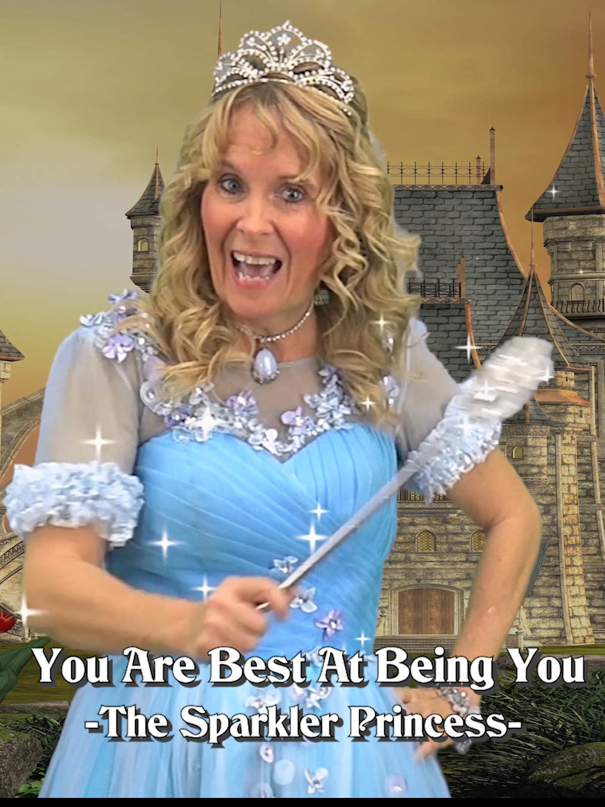 You Are Best At Being You!