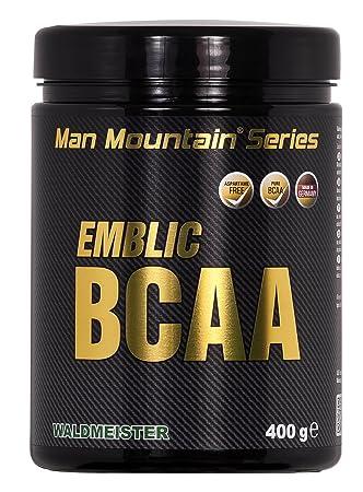 Man Mountain ® Series | Emblic BCAA | Emblic Myrobalan | Vitamin D | Vitamin B6 | Verhältnis 2:1:1 (Waldmeister)