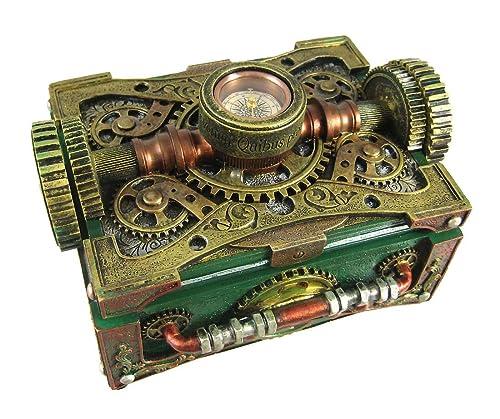 steampunk jewelry box