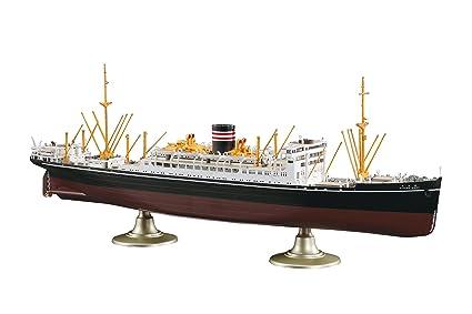 N.Y.K. Line Hikawa Maru Passenger Cargo Ship