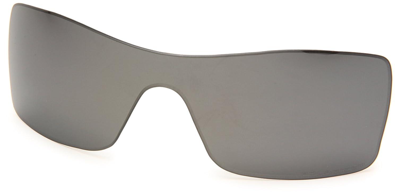 all black oakley sunglasses  oakley men\'s batwolf