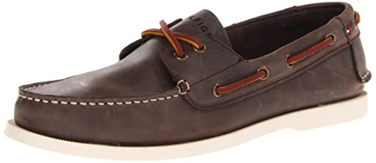 Men's Lifestyle Tommy Hilfiger Bowman Boat Shoe Discount Sale Multicolor Variations
