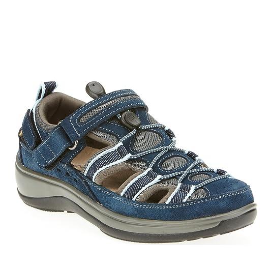 Ladies Fashionable Orthofeet WoNaples Fisherman Sandals For Sale Multi-Colors