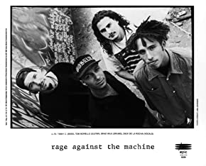 Image of Rage Against The Machine