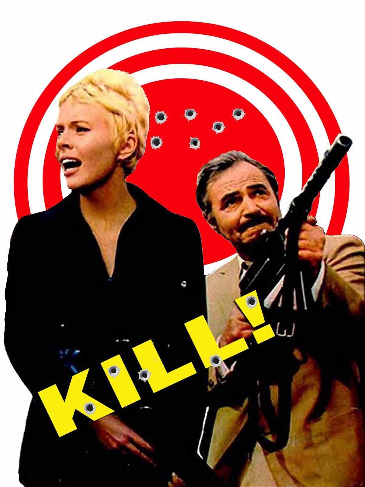 Kill on Amazon Prime Instant Video UK