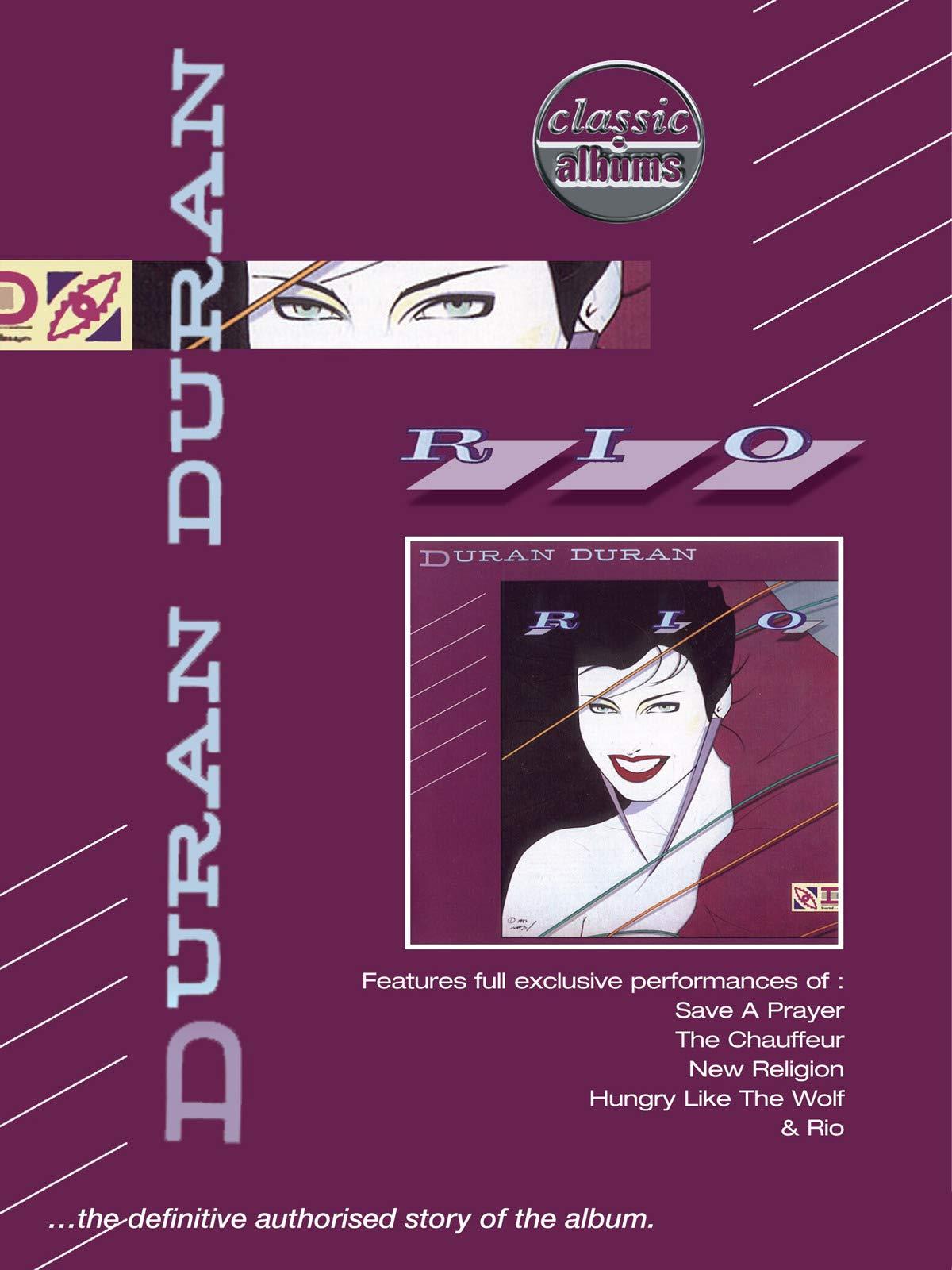 Duran Duran - Rio (Classic Album) on Amazon Prime Instant Video UK
