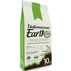 Diatomaceous DE10 10 Lb Earth Food Grade