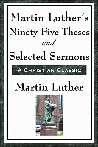 Martin luther thesis pdf