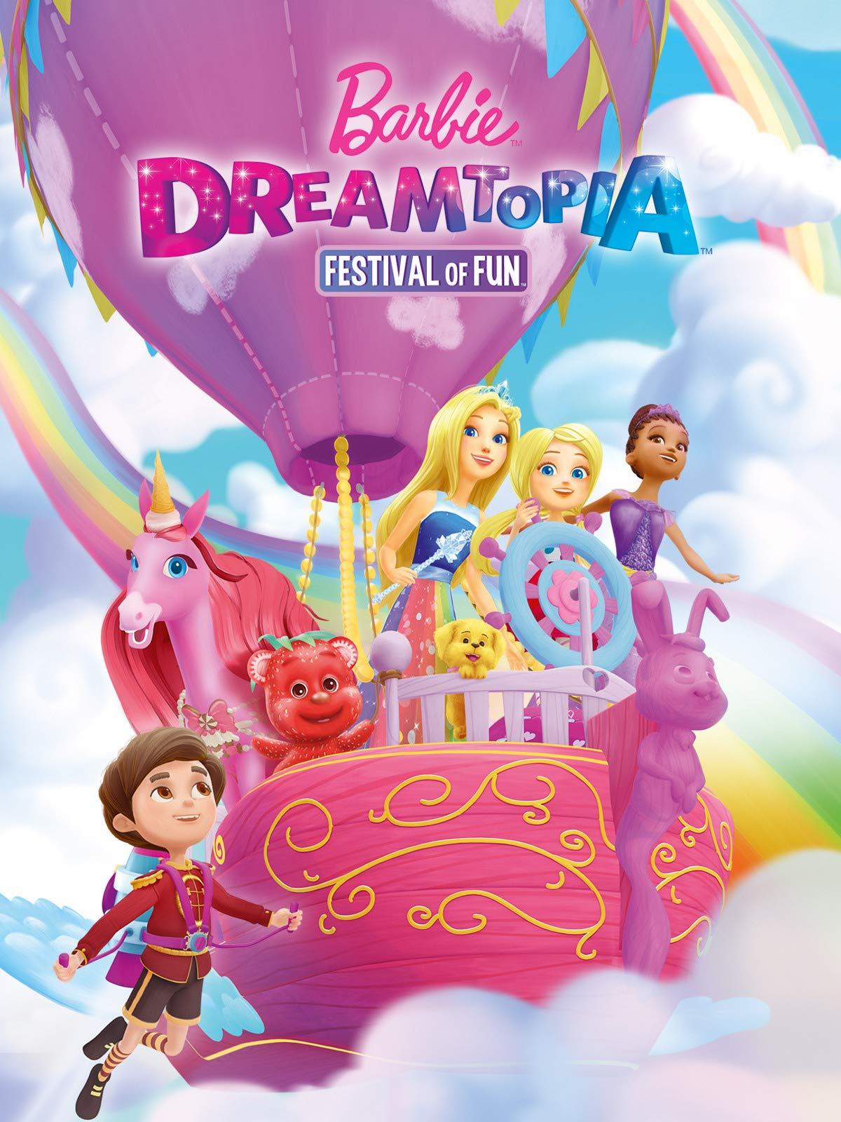 Barbie: Dreamtopia Festival of Fun