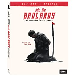 Into The Badlands season 3 [Blu-ray]