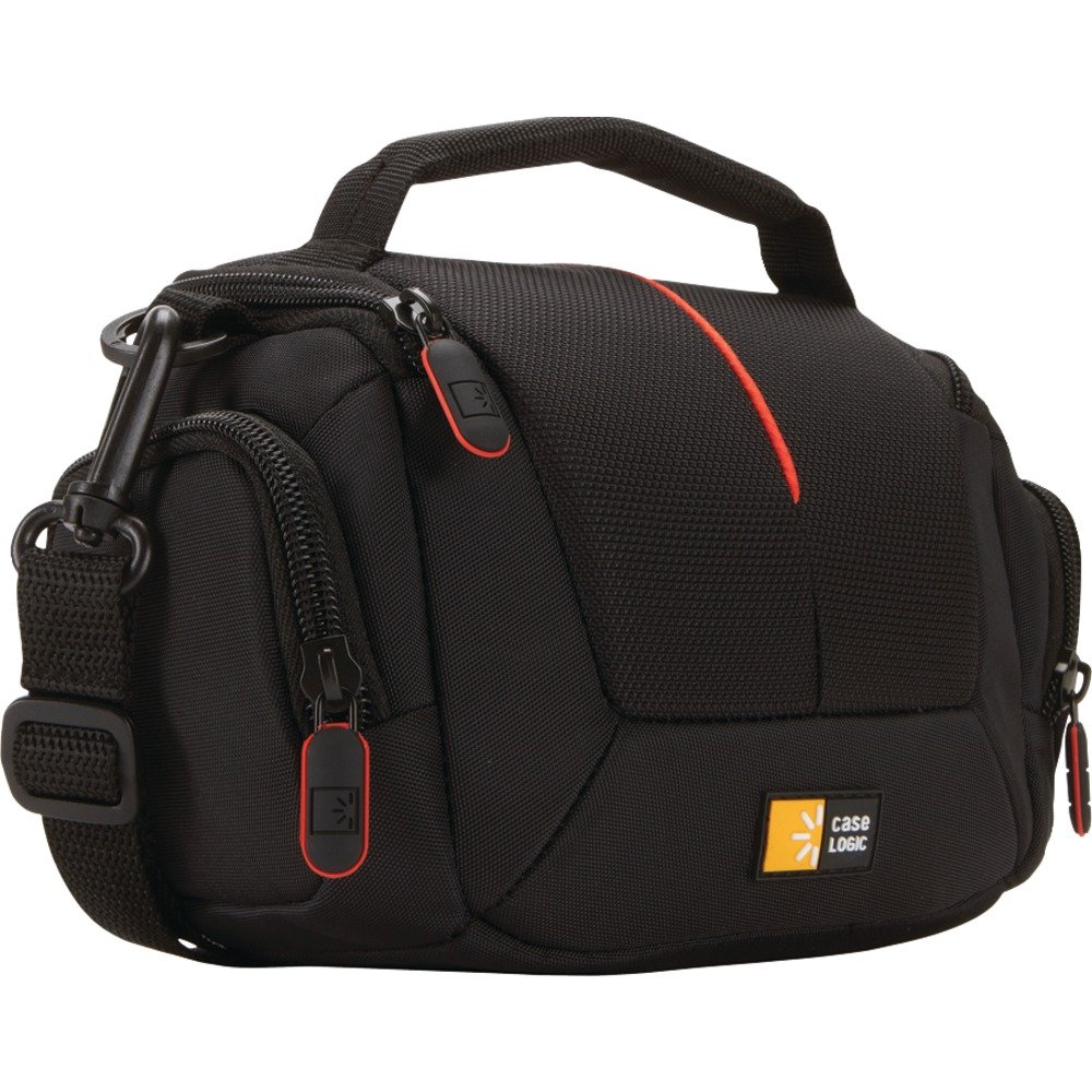 Case Logic DCB-305 Camcorder Kit Bag – Black $11.17