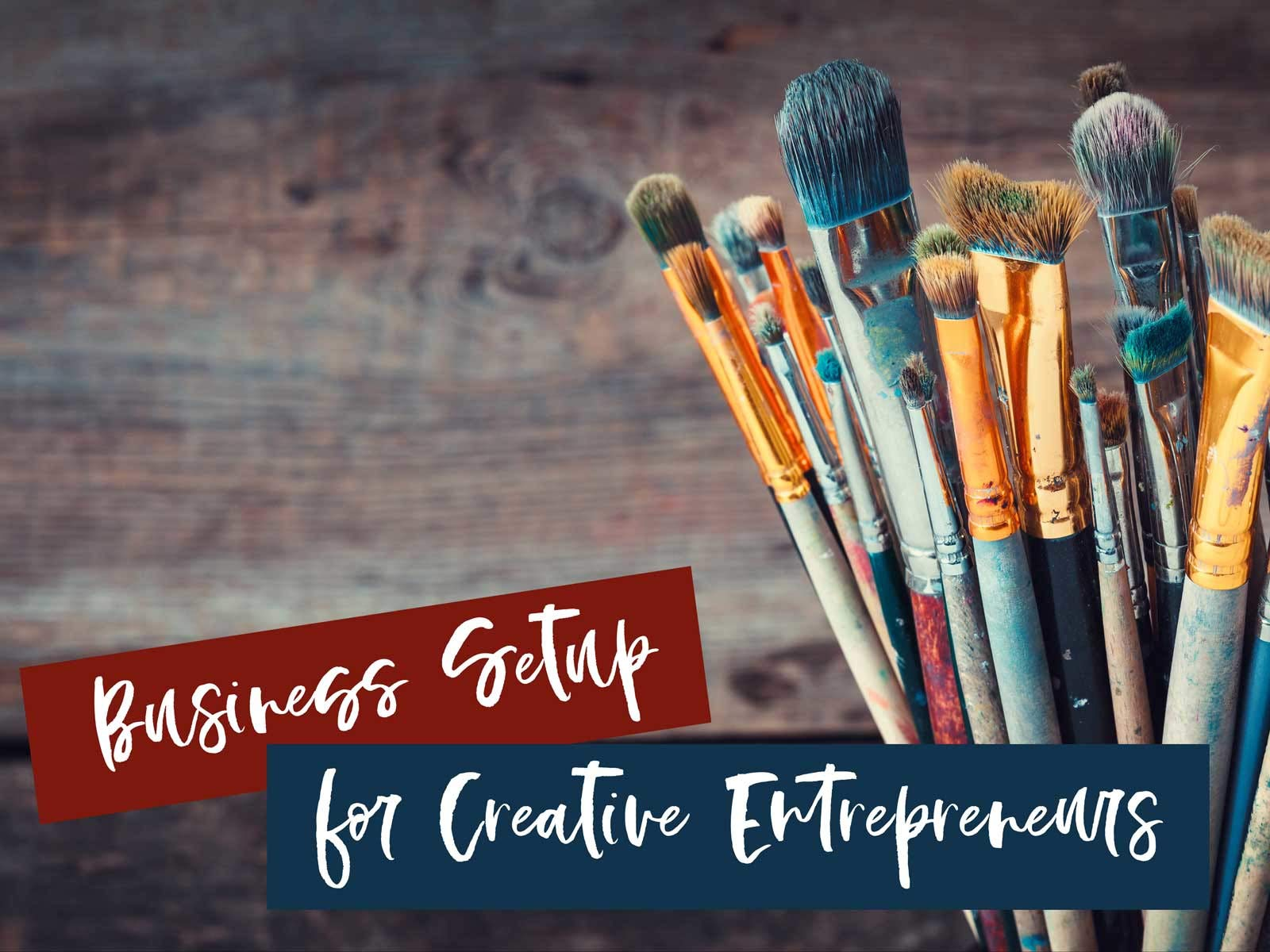 Business Setup for Creative Entrepreneurs on Amazon Prime Instant Video UK