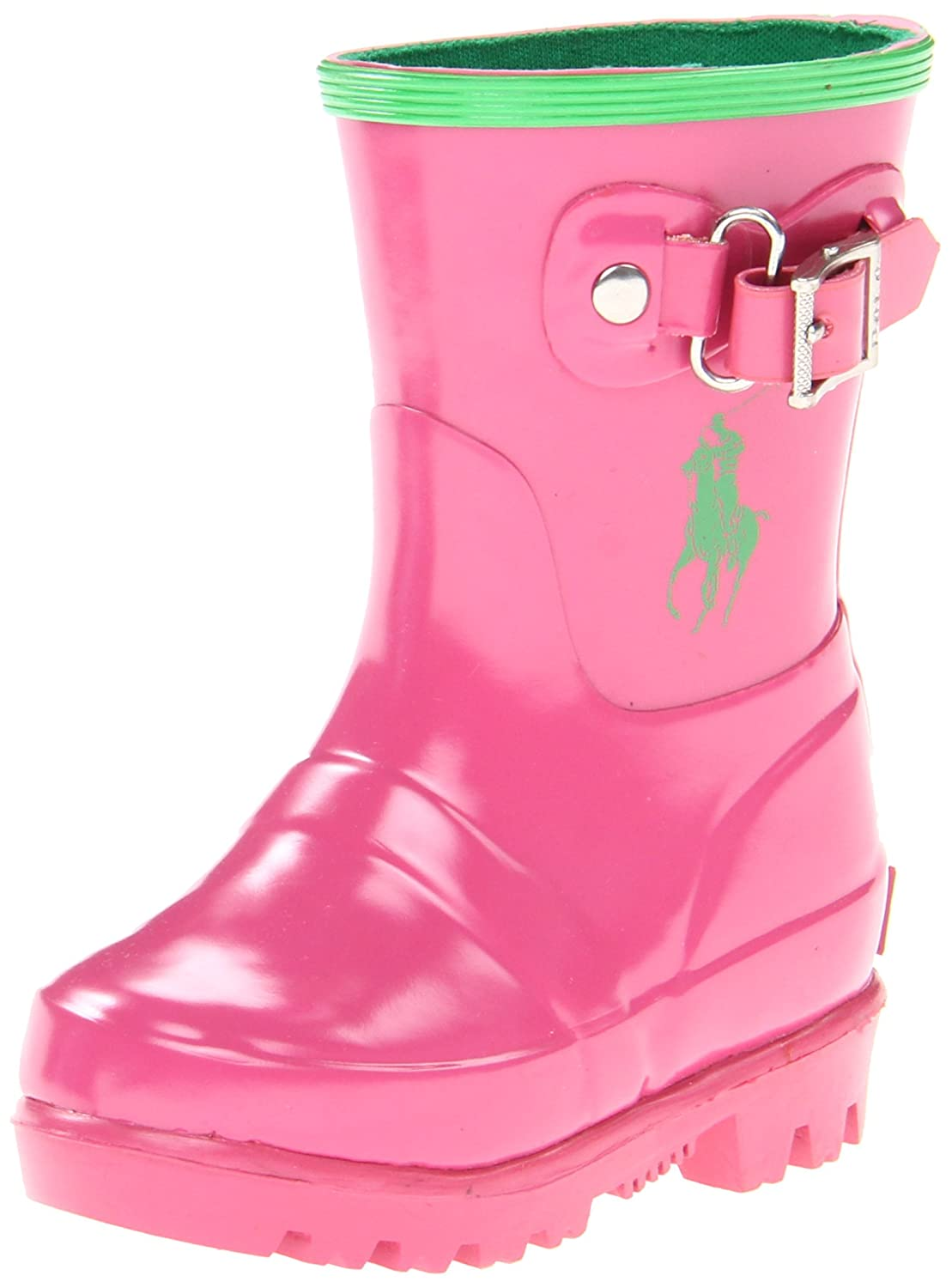 Polo by Ralph Lauren Ralph Rain Boot (Toddler/Little Kid/Big Kid)