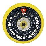 Neiko 30263A Sanding Pads 6-Inch Velcro Face Hook and Loop for Random Orbital Sanders, 1 Piece