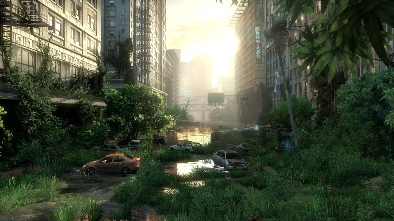 a review of the roleplaying video game the last of us