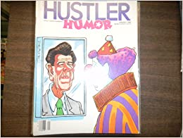 Hustler january 1985