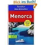 Baedeker Allianz Reiseführer Menorca: mit Special Guide Strandvergnügen