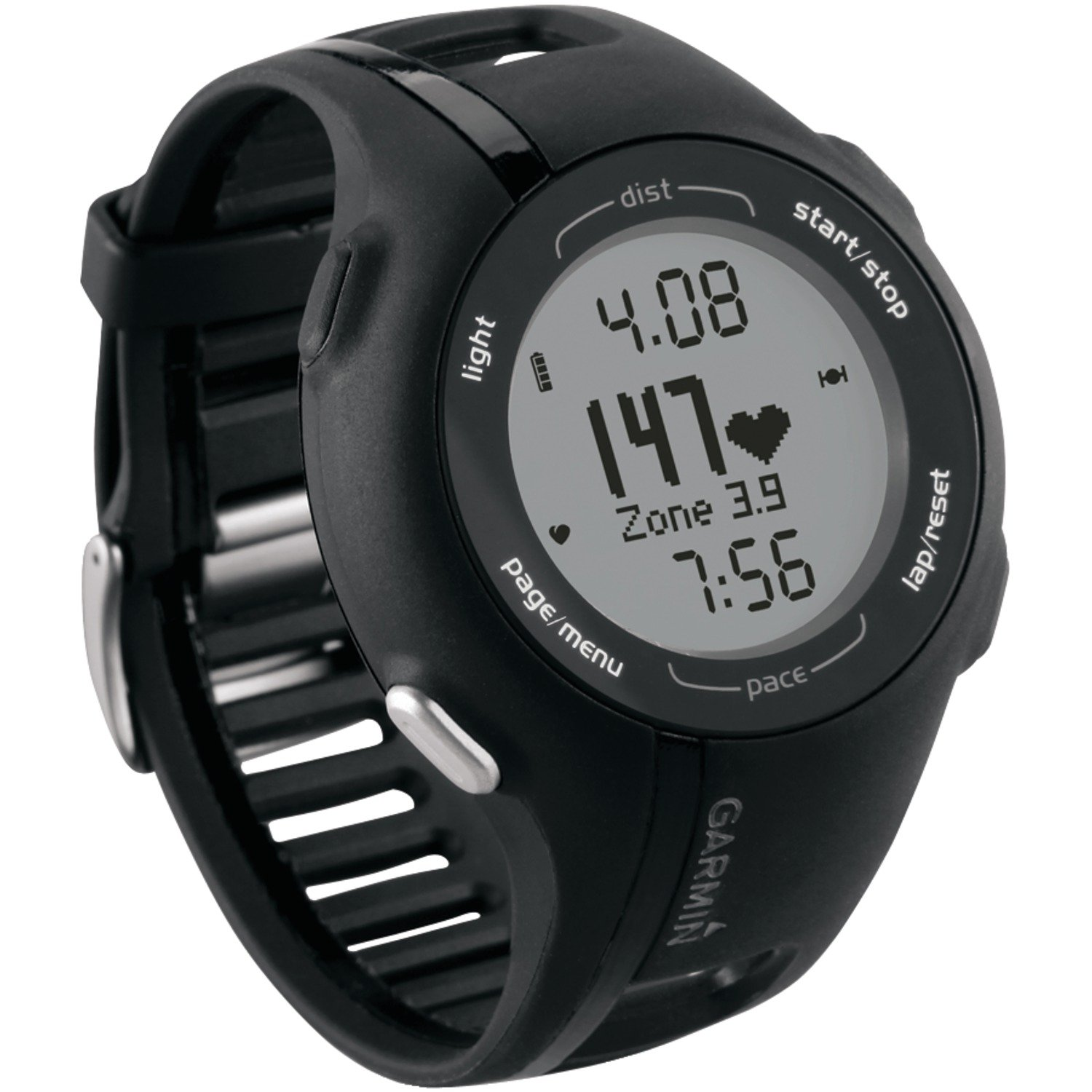 Garmin Forerunner 210 GPS-Enabled Sport Watch with Heart Rate Monitor