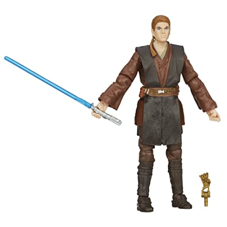 Star Wars – The Black Series – Anakin Skywalker – Figurine 9,5 cm (Import Royaume-Uni)