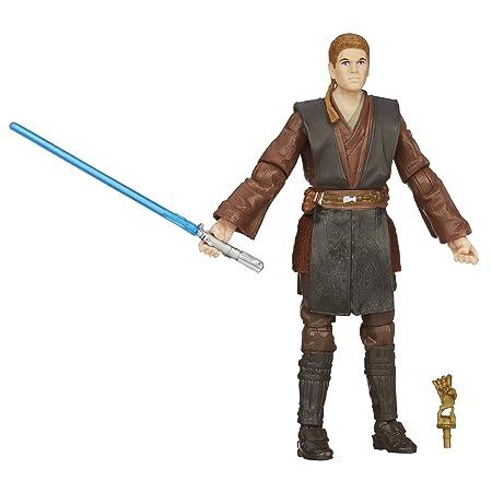 Star Wars – The Black Series – Anakin Skywalker – Figurine 9,5 cm (Import Royaume-Uni)