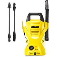 Karcher K2 Compact Home Powerful Air Cooled Pressure Washer