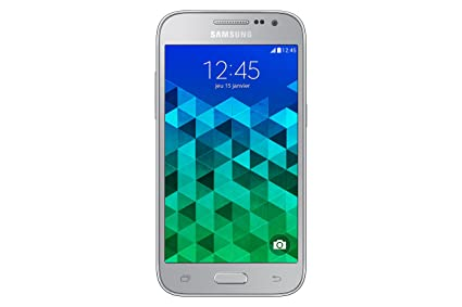 Samsung Galaxy Core Prime Value Edition Smartphone débloqué 4G (Ecran : 4,5 pouces - 8 Go - Simple MicroSIM - Android 4.4.1 Kit Kat) Anthracite