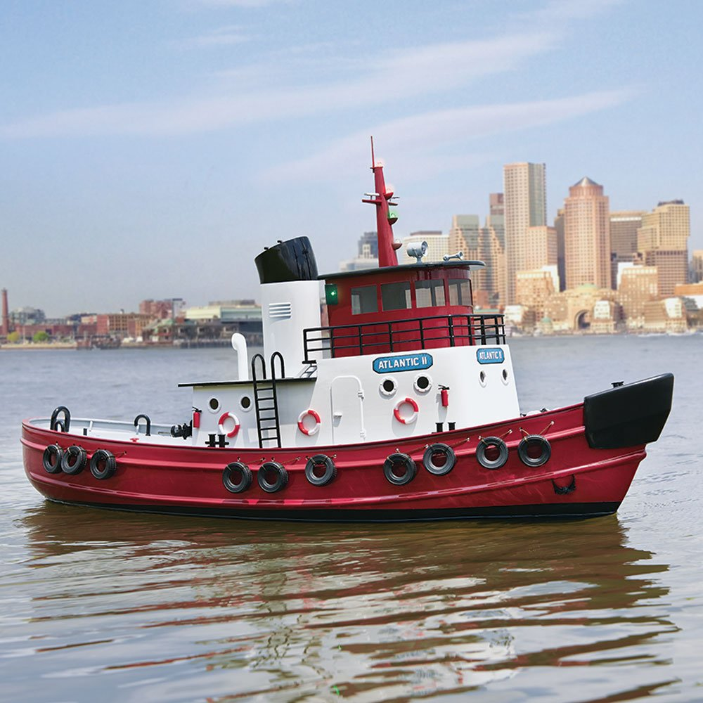 Radio Controlled Tugboat