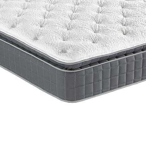 Sleep Inc. 13-Inch BodyComfort Select 3000 Luxury Pillow Top Mattress, Twin