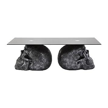 Couchtisch Skull Rockstar by Geiss 120x 60cm Kare Design