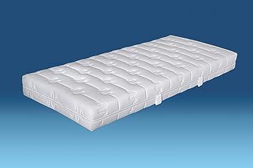 Hn8-Schlafsysteme 'Bluedream' 7-Zonen Kaltschaummatratze, H3, Größen Matratzen:90 x 220 cm