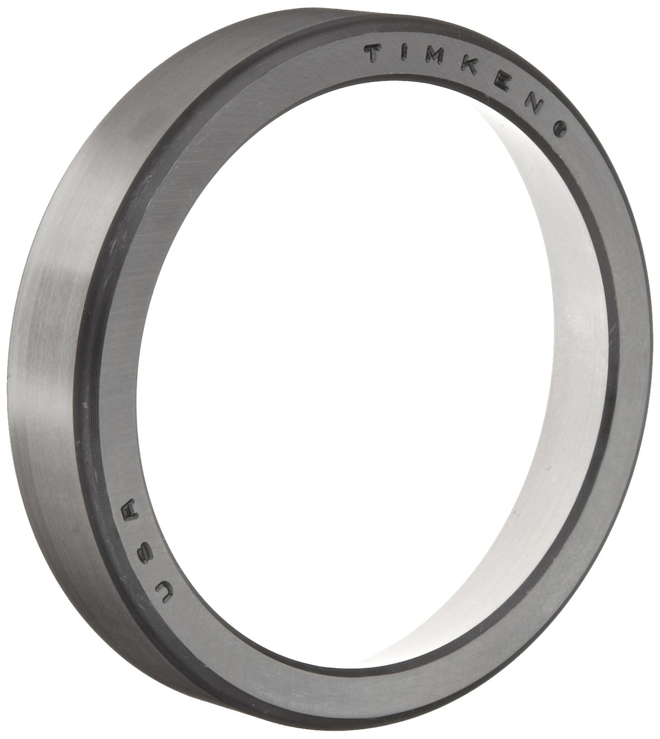 Timken 28300 Tapered Roller Bearing, Single Cup, Standard Tolerance, Straight Outside Diameter, Steel, Inch, 3.0000 Outside Diameter, 0.6105 Width timken 28300 tapered roller bearing single cup standard tolerance straight outside diameter steel inch 3 0000 outside diameter 0 6105 width