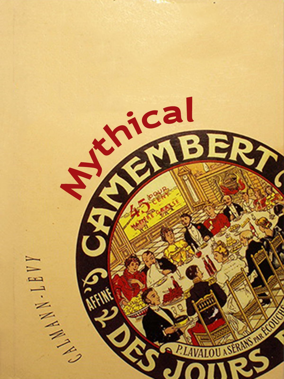 Mythical Camembert on Amazon Prime Instant Video UK