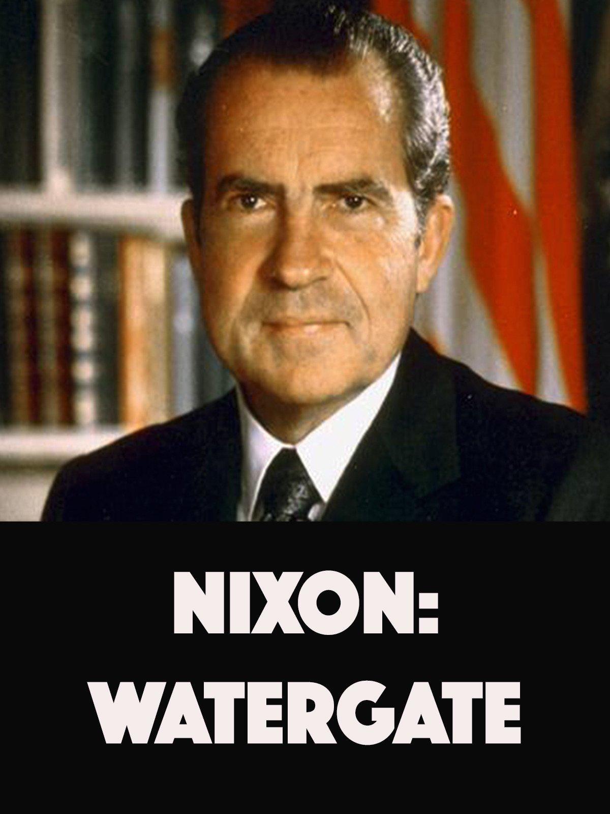 Nixon: Watergate