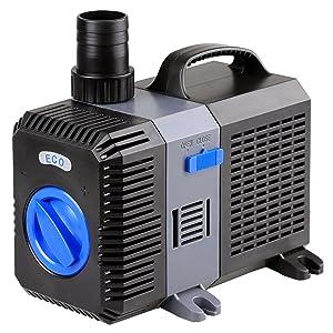 SunSun CTP4800 SuperECO Teichpumpe Filterpumpe 4500l/h 30W  GartenKundenbewertung und weitere Informationen
