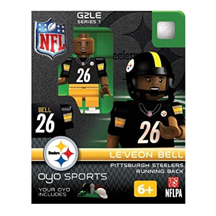 Le'veon Bell OYO NFL Pittsburgh Steelers G2 Series 1 Mini Figure