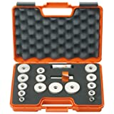 CMT 835.503.11 CMT Grand Rabbet Set in Carrying Case, 1/2-Inch Shank, Carbide-Tipped (Tamaño: SHK 1/2)